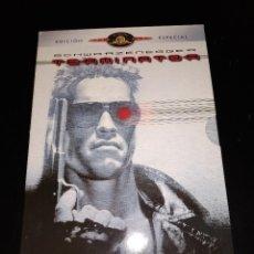 Cine: DVD TERMINATOR EDICIÓN ESPECIAL DOS DISCOS. Lote 154497358