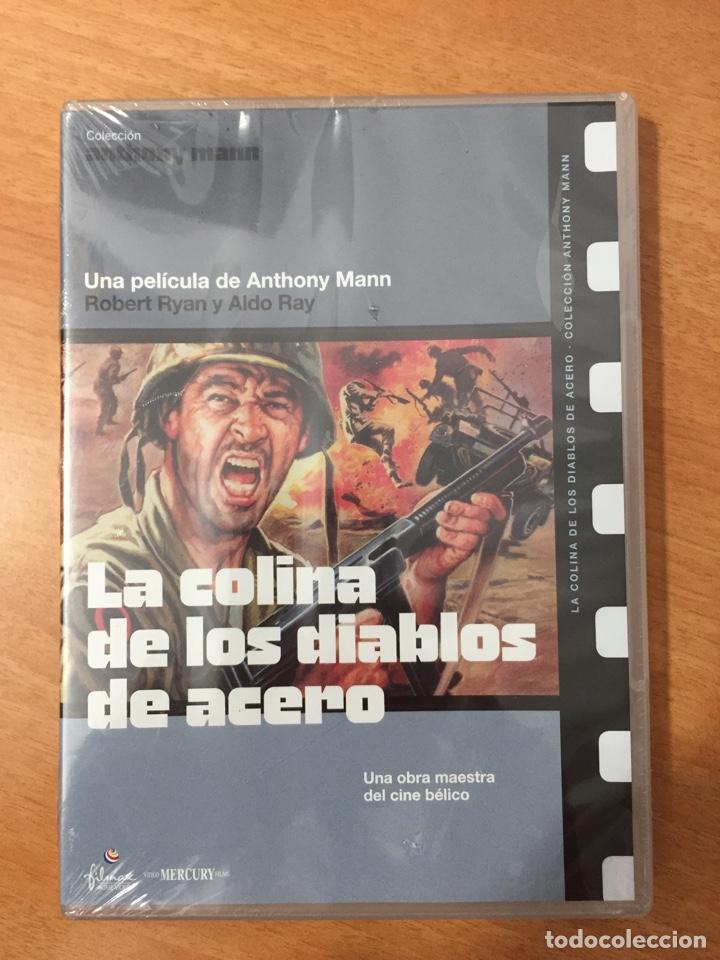 (B30) LA COLINA DE LOS DIABLOS DE ACERO- DVD NUEVO PRECINTADO (Cine - Películas - DVD)