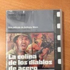 Cine: (B30) LA COLINA DE LOS DIABLOS DE ACERO- DVD NUEVO PRECINTADO. Lote 154602040