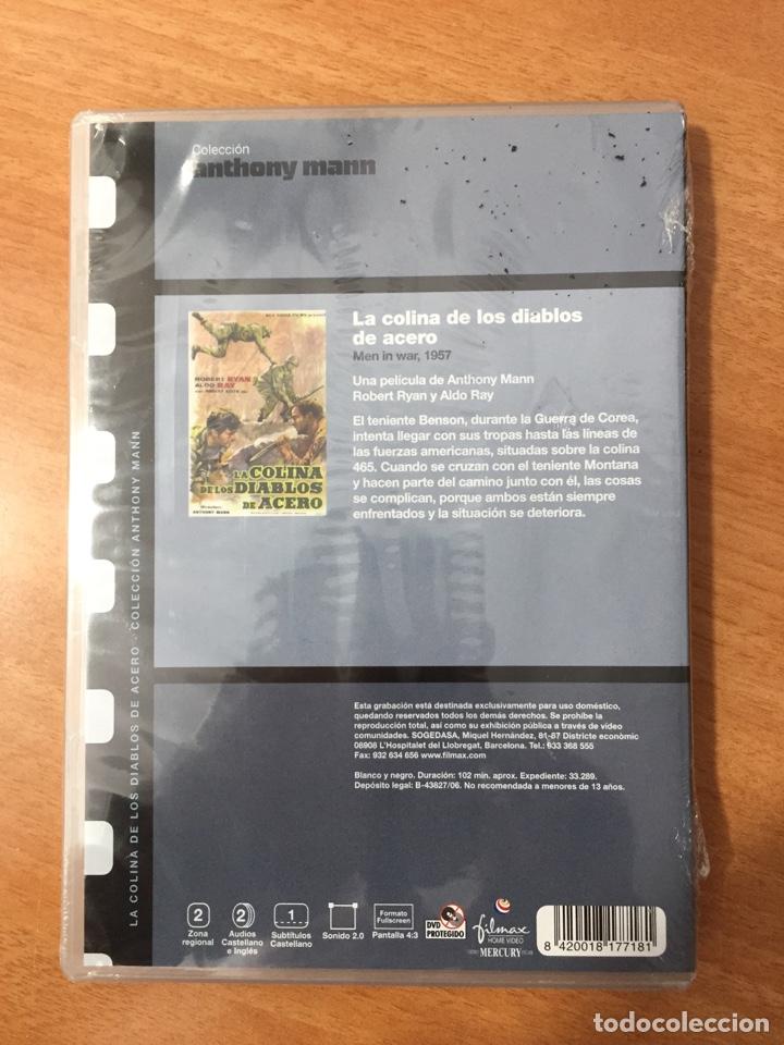 Cine: (B30) La colina de los diablos de acero- DVD nuevo precintado - Foto 2 - 154602040