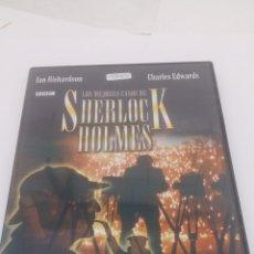 Cine: PELÍCULA DVD SHERLOCK HOLMES. Lote 154629374