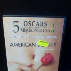 Cine: AMERICAN BEAUTY DVD. Lote 171346293