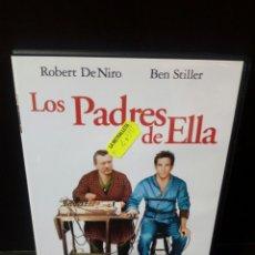 Cine: LOS PADRES DE ELLA DVD. Lote 171346410