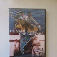 Cine: DVD PRECINTADO, DE VIAJE CON EL CHE GUEVARA, CUADERNO DE RODAJE DE DIARIOS DE MOTOCICLETA. Lote 154658298