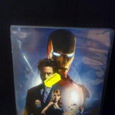 Cine: IRON MAN DVD. Lote 154670860