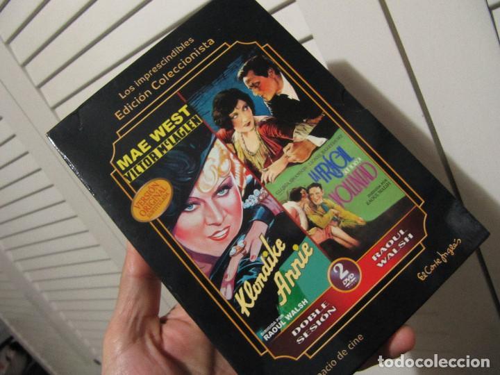 KLONDIKE LA FRAGIL VOLUNTAD 2 DVDS+LIBRETO-LOS IMPRESCINDIBLES EDICION COLECCIONISTA (Cine - Películas - DVD)