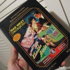 Cine: KLONDIKE LA FRAGIL VOLUNTAD 2 DVDS+LIBRETO-LOS IMPRESCINDIBLES EDICION COLECCIONISTA. Lote 154735262