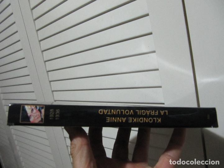 Cine: KLONDIKE LA FRAGIL VOLUNTAD 2 DVDS+LIBRETO-LOS IMPRESCINDIBLES EDICION COLECCIONISTA - Foto 3 - 154735262