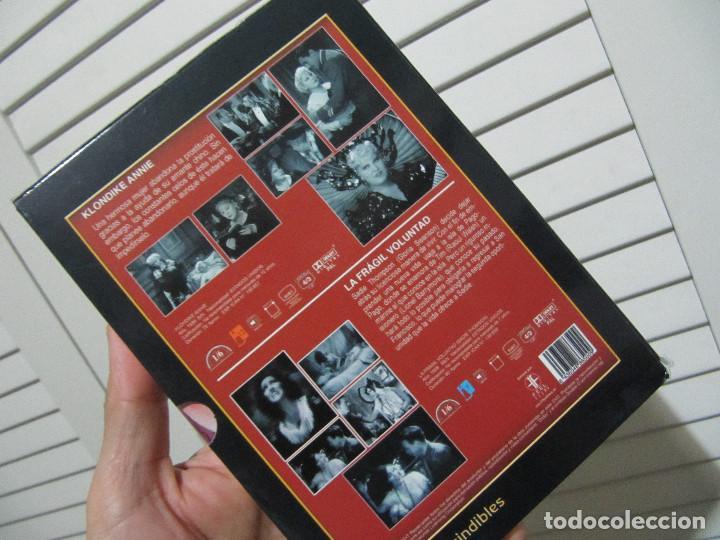Cine: KLONDIKE LA FRAGIL VOLUNTAD 2 DVDS+LIBRETO-LOS IMPRESCINDIBLES EDICION COLECCIONISTA - Foto 4 - 154735262
