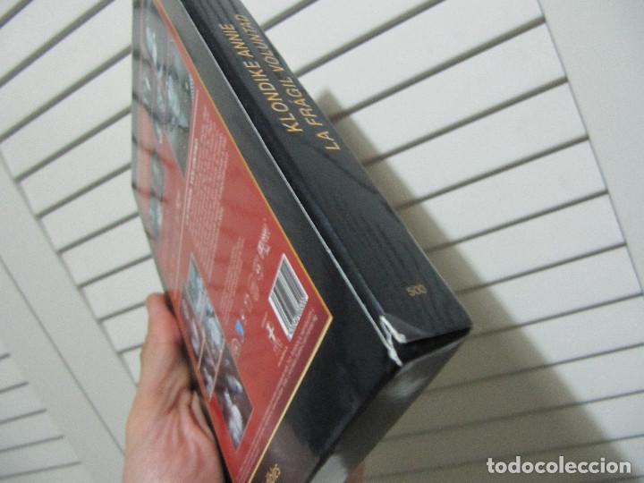 Cine: KLONDIKE LA FRAGIL VOLUNTAD 2 DVDS+LIBRETO-LOS IMPRESCINDIBLES EDICION COLECCIONISTA - Foto 5 - 154735262
