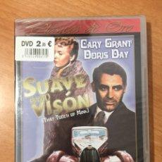 Cine: (B37) SUAVE COMO VISÓN - DVD NUEVO PRECINTADO. Lote 154758489