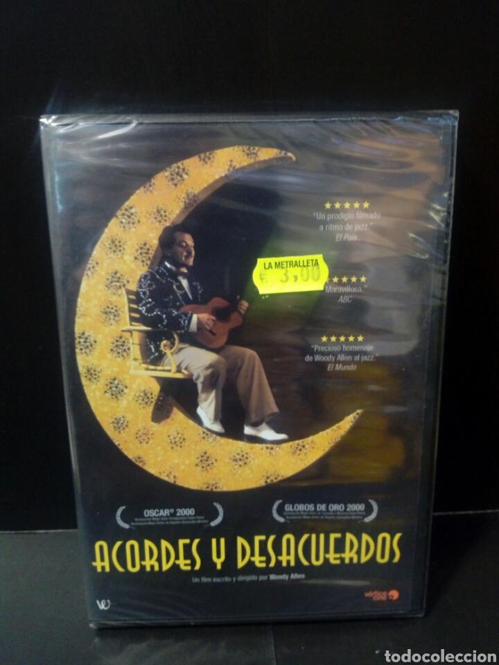ACORDES Y DESACUERDOS DVD (Cine - Películas - DVD)
