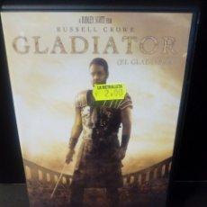 Cine: GLADIATOR DVD. Lote 154767736