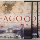 Cine: DVD - CINE / FAGO SERIE COMPLETA CON 3 DVD'S (BUEN ESTADO). Lote 154791174