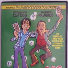 Cine: DVD CINE / LOS BINGUEROS / COLECCIÓN PAJARES - ESTESO - OZORES. Lote 154867678