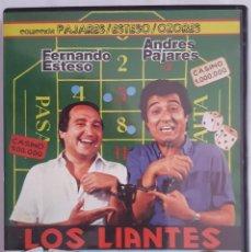 Cine: DVD CINE / LOS LIANTES / COLECCIÓN PAJARES - ESTESO - OZORES. Lote 154867838