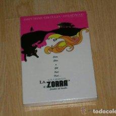 Cine: LA ZORRA DVD SANDY DENNIS KEIR DULLEA ANNE HEYWOOD NUEVA PRECINTADA. Lote 218465118
