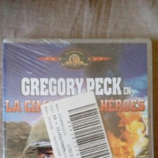Cinema: LA CIMA DE LOS HÉROES: 1 DVD. Lote 155103270