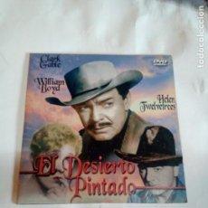 Cine: DVD DEL OESTE EL DESIERTO PINTADO. Lote 155128438