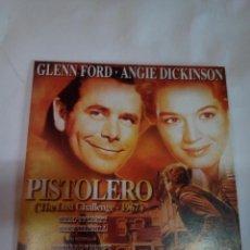 Cine: DVD DEL OESTE PISTOLERO. Lote 155129102
