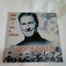 Cine: DVD DEL OESTE CAMINO DE SANTA FE. Lote 155129202