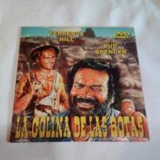 Cine: DVD DEL OESTE LA COLINA DE LAS BOTAS. Lote 155129374
