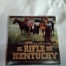 Cine: DVD DEL OESTE EL RIFLE DE HENTUCKY. Lote 155130590