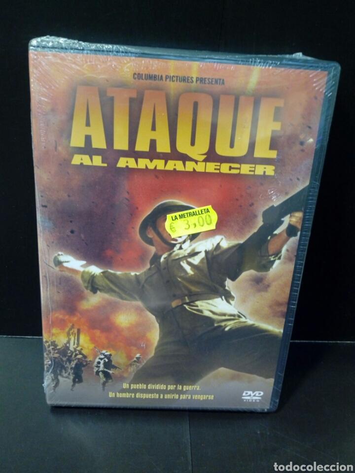ATAQUE AL AMANECER DVD (Cine - Películas - DVD)