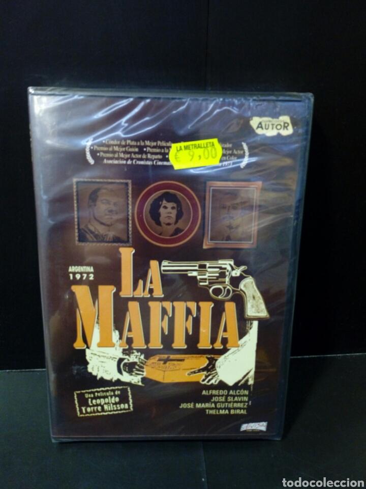 LA MAFIA DVD (Cine - Películas - DVD)