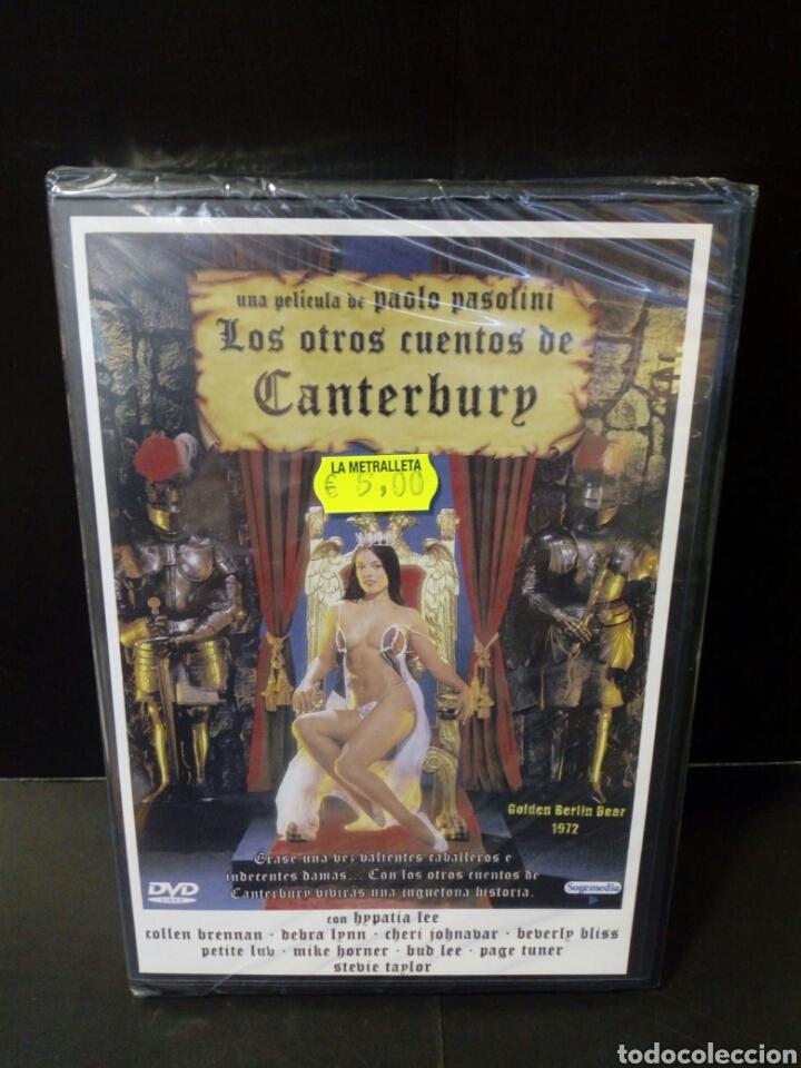 LOS OTROS CUENTOS DE CANTERBURY DVD (Cine - Películas - DVD)