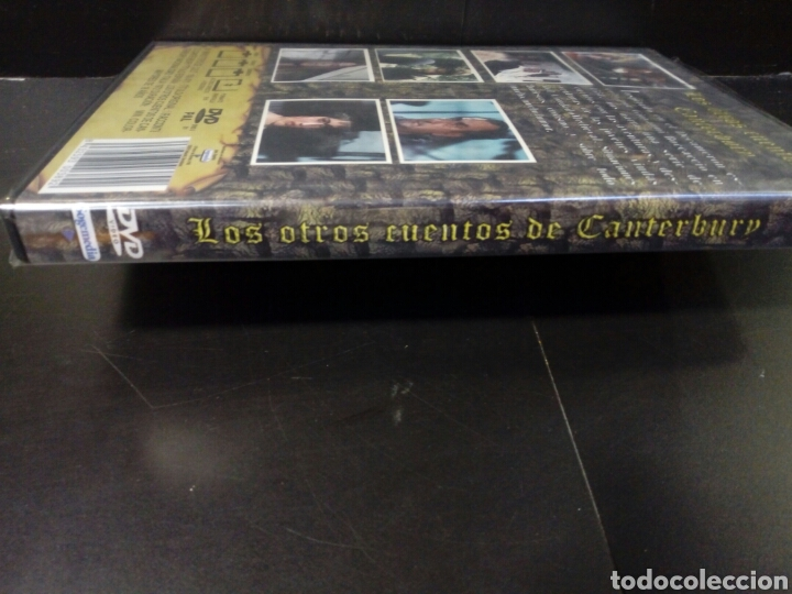 Cine: Los otros cuentos de Canterbury DVD - Foto 2 - 155149636