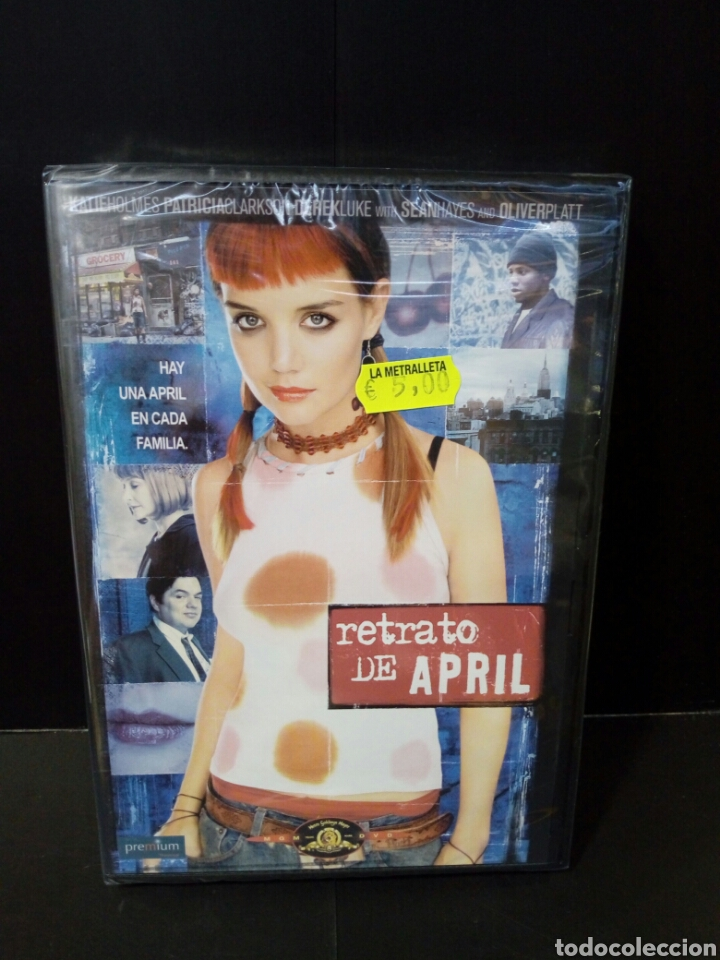RETRATO DE APRIL DVD (Cine - Películas - DVD)