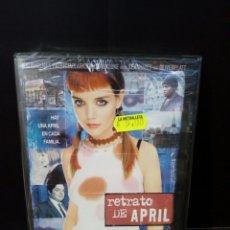 Cinema - Retrato de April DVD - 155150589
