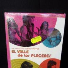 Cine: EL VALLE DE LOS PLACERES DVD. Lote 155151061
