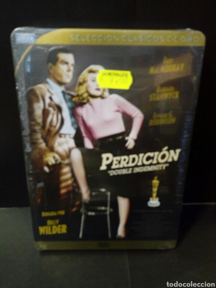 PERDICIÓN DVD CAJA METÁLICA (Cine - Películas - DVD)