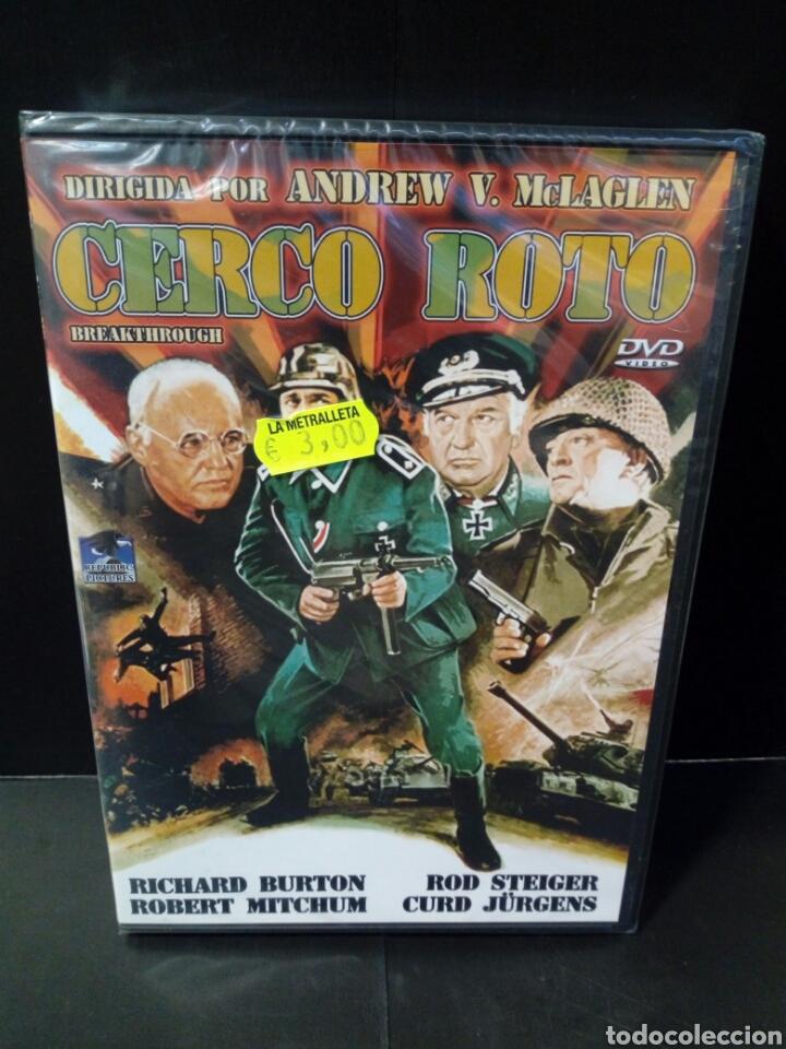 CERCO ROTO DVD (Cine - Películas - DVD)