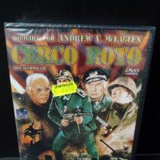 Cine: CERCO ROTO DVD. Lote 155154664