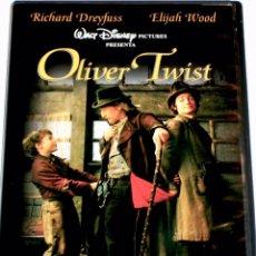 Cine: OLIVER TWIST DVD WALT DISNEY. Lote 155186221