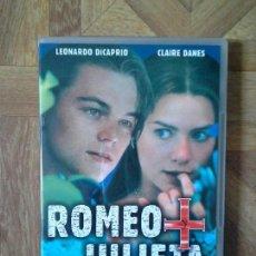 Cine: ROMEO Y JULIETA - CON LEONARDO DICAPRIO . Lote 155200142