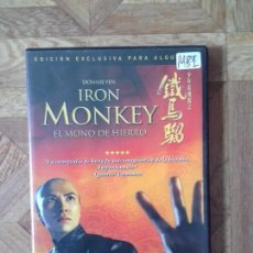 Cine: IRON MONKEY - EL MONO DE HIERRO. Lote 155200574