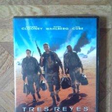 Cine: TRES REYES - CON GEORGE CLOONEY - PRECINTADA. Lote 155200862
