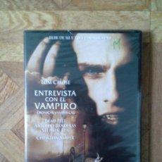 Cine: ENTREVISTA CON EL VAMPIRO - CON TOM CRUISE BRAD PITT ANTONIO BANDERAS CHRISTIAN SLATER - PRECINTADO. Lote 155201394