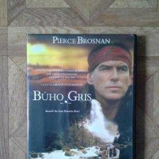 Cine: BÚHO GRIS - CON PIERCE BROSNAN. Lote 155201594