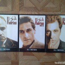 Cine: EL PADRINO - 3 DVDS. Lote 155208226