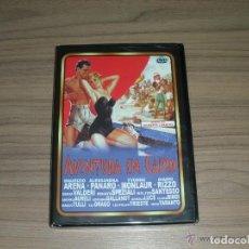 Cine: AVENTURA EN CAPRI DVD NUEVA PRECINTADA. Lote 179386221