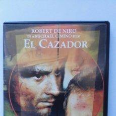 Cine: EL CAZADOR DVD ROBERT DE NIRO. Lote 155263074