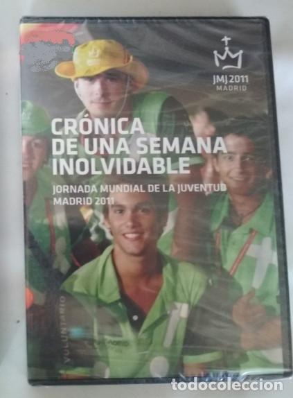 CRONICA DE UNA SEMANA INOLVIDABLE, JMJ 2011 MADRID, DVD (Cine - Películas - DVD)