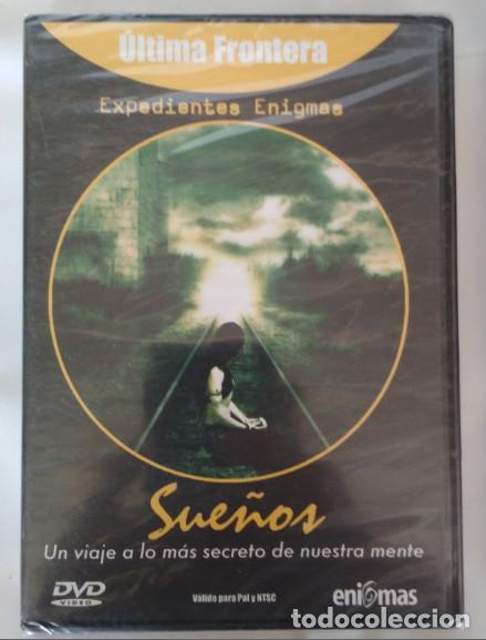 ULTIMA FRONTERA, EXPEDIENTE ENIGMAS, SUEÑOS, AMERICA IBERICA, DVD (Cine - Películas - DVD)