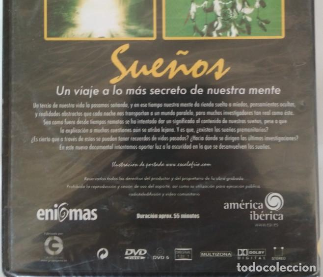 Cine: ULTIMA FRONTERA, EXPEDIENTE ENIGMAS, SUEÑOS, AMERICA IBERICA, DVD - Foto 2 - 155320534