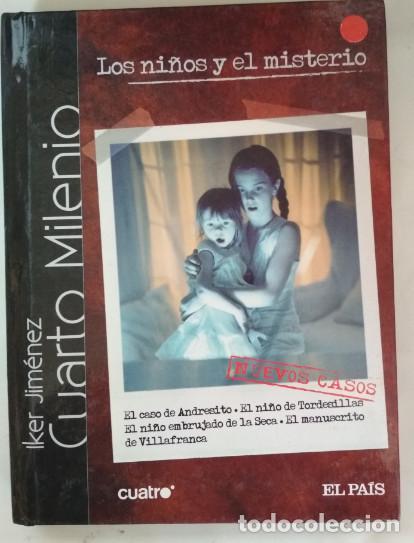 CUARTO MILENIO, LOS NIÑOS Y EL MISTERIO, DVD + LIBRO (Cine - Películas - DVD)